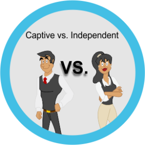 Independent Insurance Agent vs Captive Insurance Agent. Which is Better?